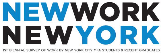 NEW WORK NEW YORK Web